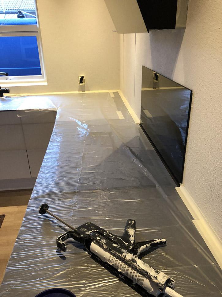 køkken-maling